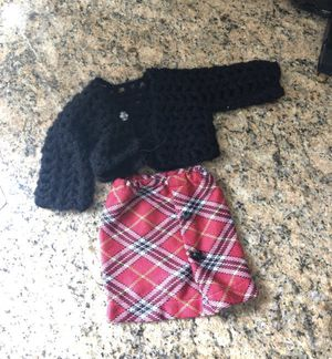 Doll outfit that fits American girl for Sale in Yorba Linda, CA