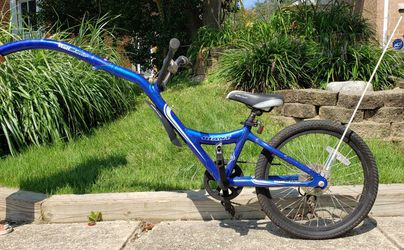 GIANT Half Wheeler 7 speed attachable kids bike for Sale in Jessup,  MD