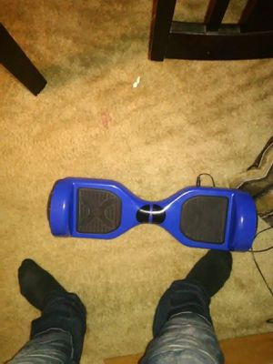 Hoverboard and iPhone 6s for Sale in Indianapolis, IN