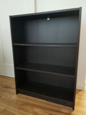 IKEA Billy Black-Brown Bookshelf for Sale in MIDDLE CITY EAST, PA