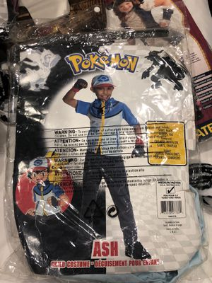 Pokémon Costume Ash for Sale in Queens, NY
