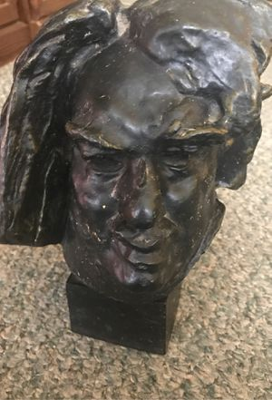 """Head of Balzac"" by Auguste Rodin for Sale in Fairfax, VA"
