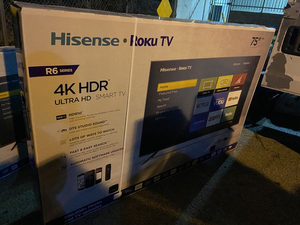 Smart TV 4K ROKU