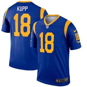 LA RAMS KUPP JERSEY SIZE xl n 2XL n 3XL 100% STITCHED for Sale in Colton, CA