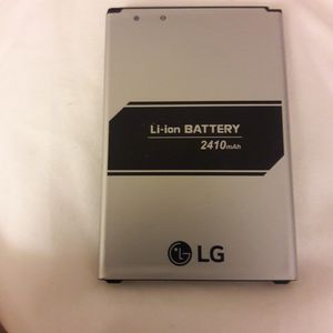 Rechargeable Battery For LG Phones for Sale in Philadelphia, PA