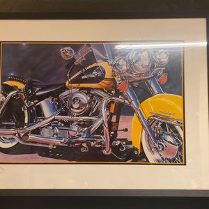 Harley Davidson Framed Pictures for Sale in Stockton, CA