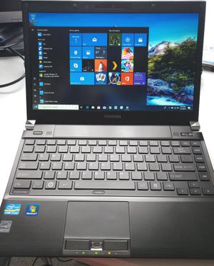 Laptop Toshiba Intel i7 vpro 3.0 Ghz, 8 GB RAM,320 GB HD, Very Fast,Win 10, Office,Good battery, NEW Charger,EXCELLENT CONDITION. for Sale in Saint Paul, MN