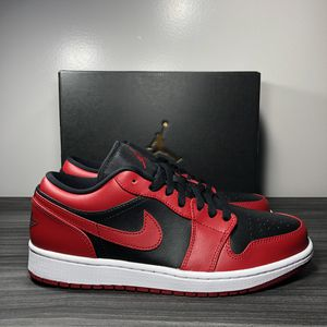 Nike Air Jordan 1 Retro Low Reverse Bred for Sale in Wichita, KS