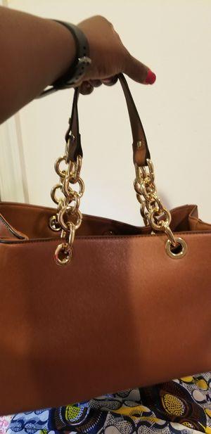 Brown aldo bag chain hands for Sale in Woodbridge, VA