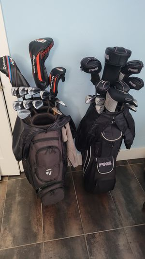 Taylormade and Ping full bags for Sale in Fort Lauderdale, FL