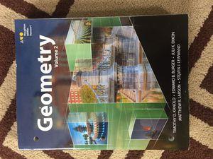 Geometry workbooks for Sale in Brentwood, TN