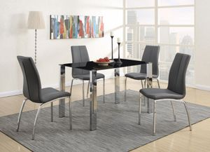 5pcs Dining Set Table $349 for Sale in Miami, FL