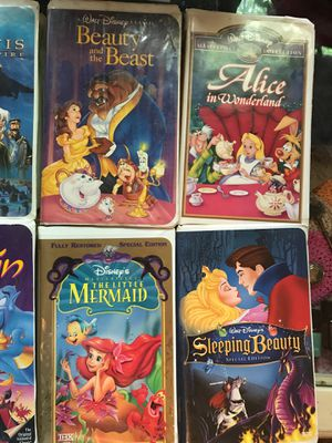 VHS Disney Movies for Sale in Saint Charles, MO