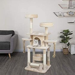 5 Foot Tall Cat Tree Brand New In The Box for Sale in Tampa,  FL