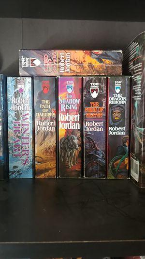 Robert Jordan books for Sale in Aberdeen, WA