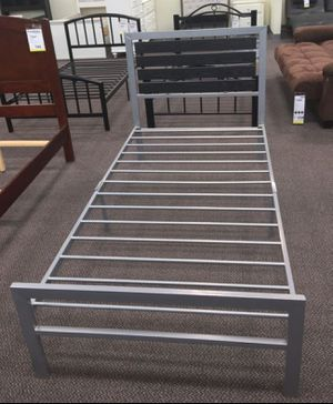 Brand New Twin Size Platform Bed for Sale in Wheaton-Glenmont, MD