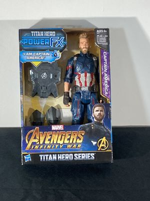 Marvel Captain America Infinity War Power FX for Sale in Chicago, IL