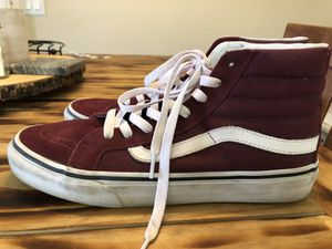 High Top Vans for Sale in Gold Hill, OR