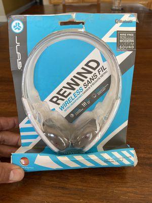 Jlab Rewind Wireless Retro Headphones for Sale in Ontario, CA