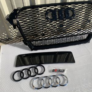Audi S4/A4 B8.5 2013-2016 RS4 Style Honeycomb Quattro Grill for Sale in Cypress, TX