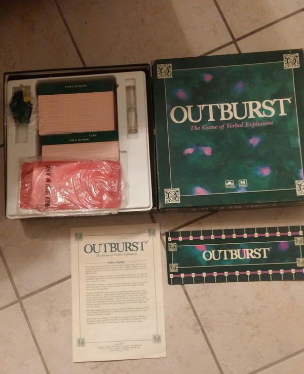 Outburst/1988