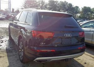 Audi Q7 2019-20 parting out for Sale in Miramar, FL