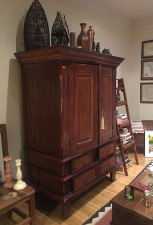 ABC Carpet Warehouse Armoire for Sale for sale  Brooklyn, NY