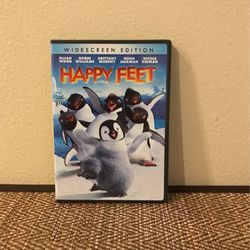 Happy Feet Widescreen Edition 2007 Warner Brothers for Sale in Clermont,  FL