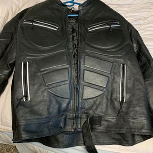 Leather Motorcycle Jacket for Sale in Marysville, WA