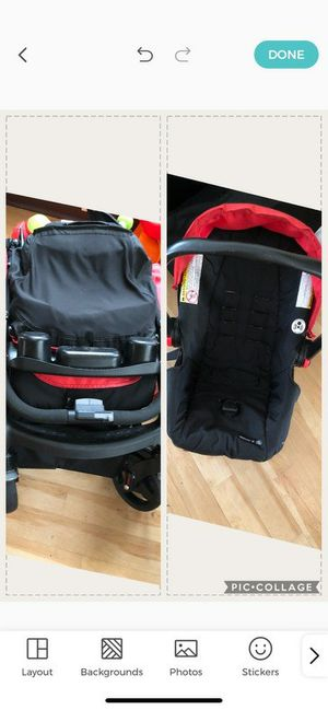 2 in one car seat & stroller for Sale in Greensboro, NC