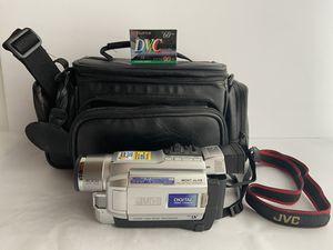 JVC Digital Video Camera GR-DVL31OU w Accessories for Sale in Miami Shores, FL