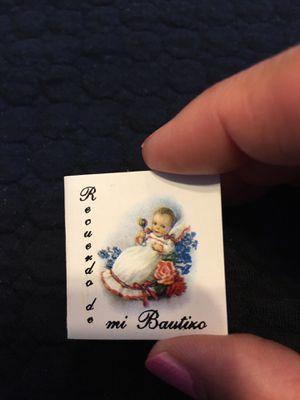 Tarjetas Para Recuerdos. Boda, Quinceañera, Baby Shower, y Bautizo. 100 Tarjetas por $12.00 for Sale in Chicago, IL