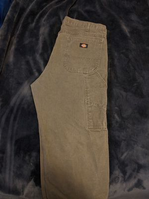 Vintage Dickies Cargo Pants (Army Green) for Sale in Erie, CO