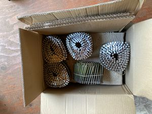 Dewalt Coil framing nails for Sale in Pepperell, MA