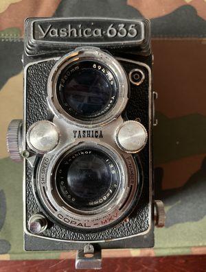 Yashica 635 Vintage Camera for Sale in Philadelphia, PA