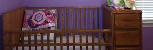Solid Infant Crib for Sale in Cleveland, OH