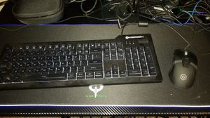 CyberpowerPC Mouse and Keyboard for Sale in Mankato, MN