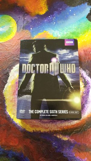 Doctor Who Series 6 Complete DVD Set for Sale in San Jose, CA