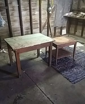 Two Very old tables for Sale in Brook Park, OH