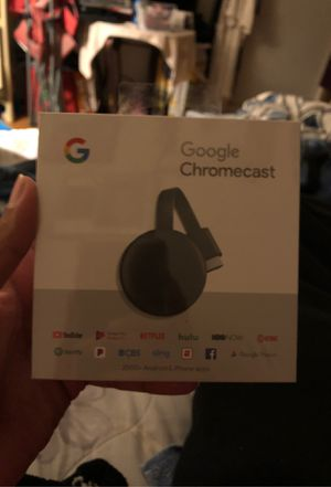 Google chromecast for Sale in Austin, TX