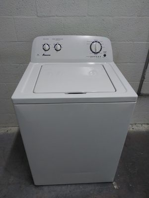 Amana Washer(lavadora)- Heavy Duty $175.00 for Sale in Miami, FL