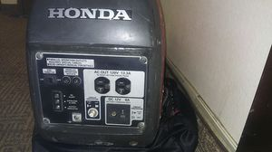 Honda Generator 2000i for Sale in Escondido, CA