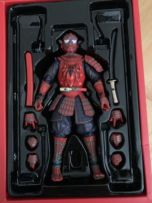 Bandai Movie Realization Samurai Spider-Man Action Figure for Sale in El Monte, CA