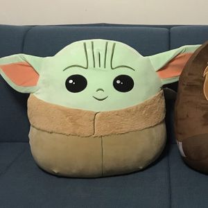 """Squishmallow Star Wars Baby Yoday The Child 20"""" for Sale in Los Angeles, CA"""