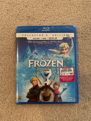 Frozen Blue Ray DVD for Sale in Buffalo, NY