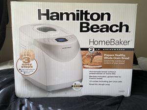 Hamilton Beach Bread Maker for Sale in Tampa, FL