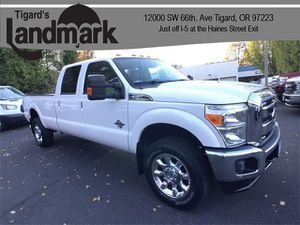 2015 Ford Super Duty F-350 SRW for Sale in Tigard, OR