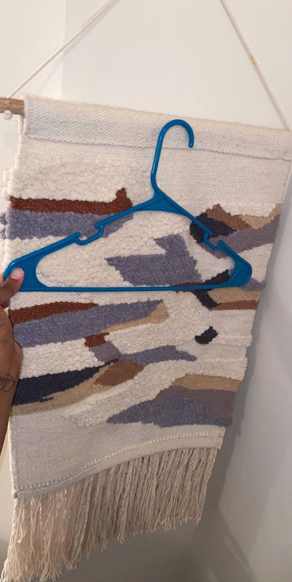 Macrame wall decor