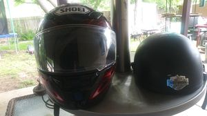 2 Helments for Sale in Round Rock, TX