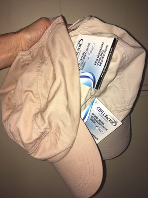 3 Cooling tech cap hats for Sale in Phoenix, AZ